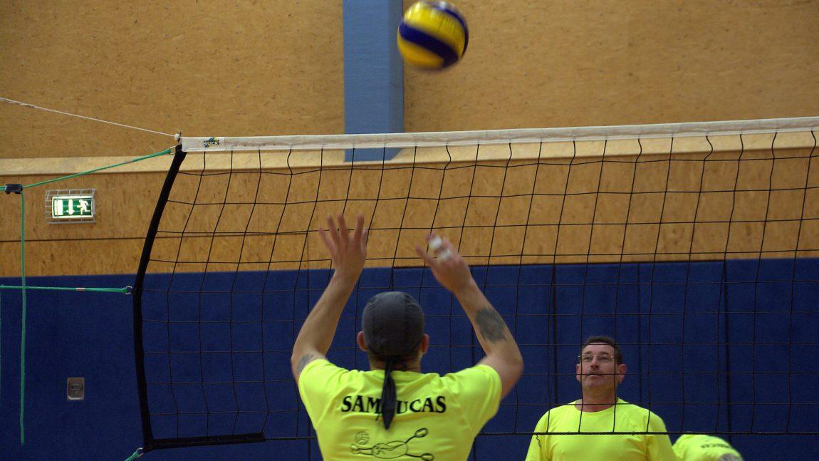 Damen-Volleyball