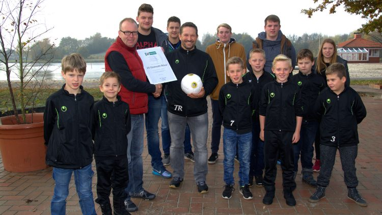 Hohe Auszeichnung für den SV Eintracht Ihlow e.V.