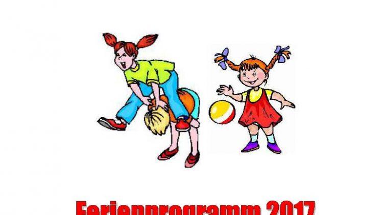 Ferienprogramm 2017: Ermäßigung für Vereinsmitglieder