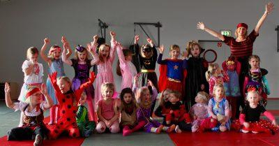 Die Tanzkäfer feiern Karneval