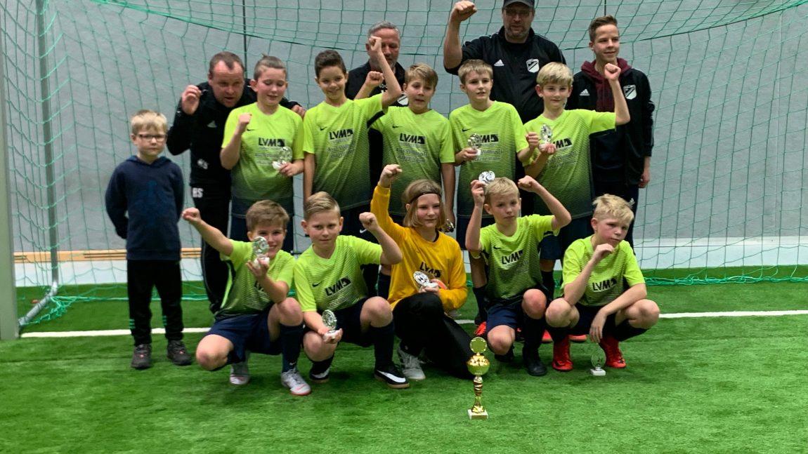 Erfolgreicher Start für die Junioren beim Aurich Cup