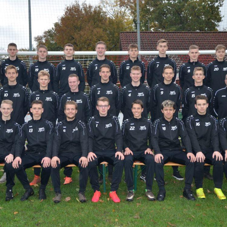 A-Junioren JSG-WIR Kooperationspartner Kickers Emden